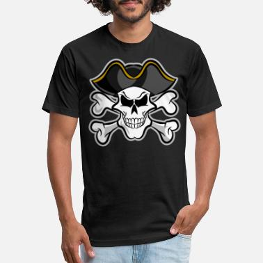 Pirate Party Halloween Pirate Party for Pirate Party's - Unisex Poly Cotton T-Shirt