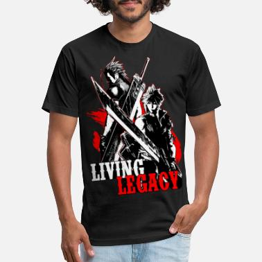 fdbf55046 Final Fantasy VII - You're my Living legacy - Unisex Poly Cotton