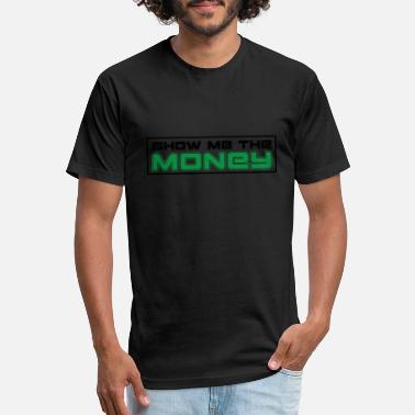 Showtek SHOW ME THE MONEY - Unisex Poly Cotton T-Shirt