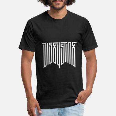 Disgust disgusting - Unisex Poly Cotton T-Shirt