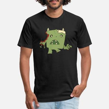 Critter critter - Unisex Poly Cotton T-Shirt