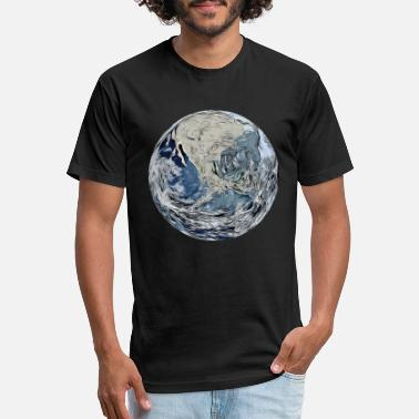 Planet Earth planet earth - Unisex Poly Cotton T-Shirt
