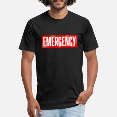 Emergence Emergency - Unisex Poly Cotton T-Shirt