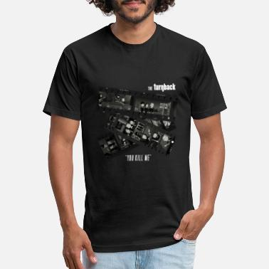 Music Video You Kill Me Music Video - Unisex Poly Cotton T-Shirt
