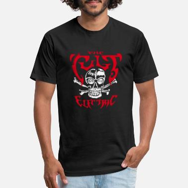 Cult The Cult - Unisex Poly Cotton T-Shirt