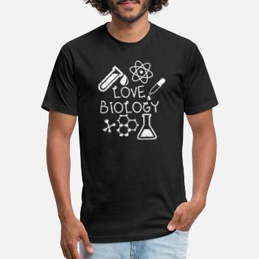 Biological Science - Unisex Poly Cotton T-Shirt