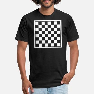 Checkers Checkers - Unisex Poly Cotton T-Shirt