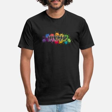 Step Dance Step Dance - Unisex Poly Cotton T-Shirt