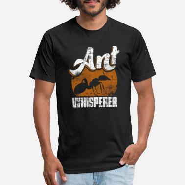 Ants Ant - Unisex Poly Cotton T-Shirt