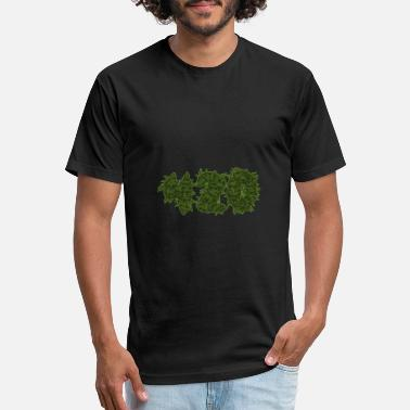 Consumer 420 - Cannabis Blooms Letters - Weed Hemp - Unisex Poly Cotton T-Shirt