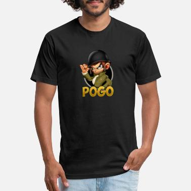 Pogo Pogo - Unisex Poly Cotton T-Shirt