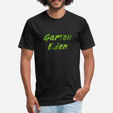 Garden Of Eden Garten Eden - Unisex Poly Cotton T-Shirt