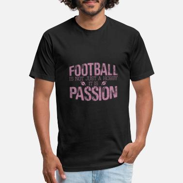 Football Club Football - Unisex Poly Cotton T-Shirt