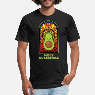 Holy Guacamole - Unisex Poly Cotton T-Shirt