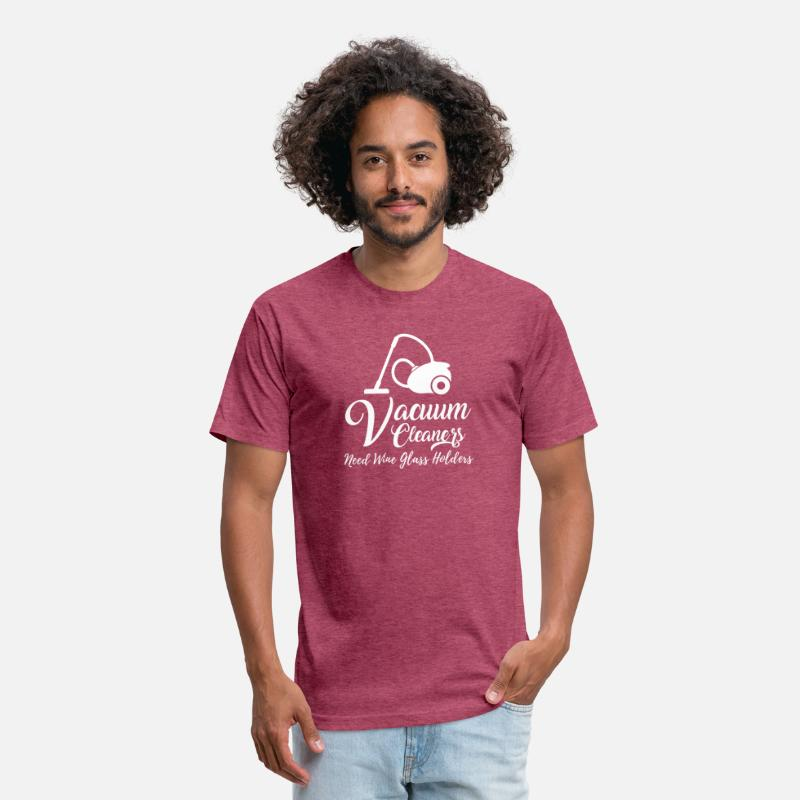cb3e8f89 Funny Vacuum Cleaner OCD Cleaning Vacuuming Unisex Poly Cotton T-Shirt |  Spreadshirt