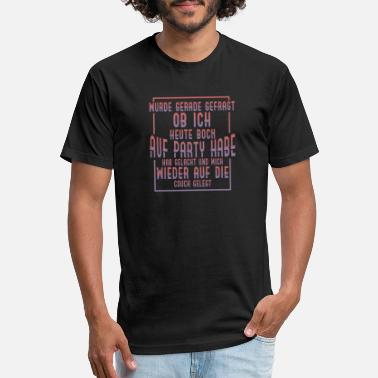 Obe Ob ich - Unisex Poly Cotton T-Shirt