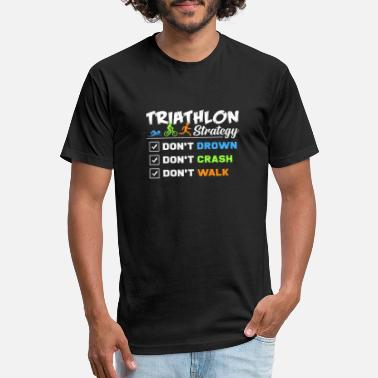 Strategy Triathlon strategy - Unisex Poly Cotton T-Shirt