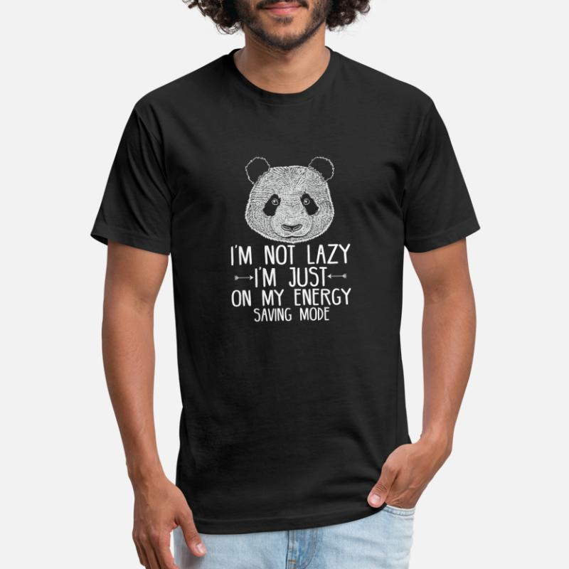 df45e8ad5 Shop Funny Panda Quote T-Shirts online | Spreadshirt