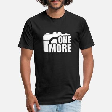 Related One More - Photography -Total Basics - Unisex Poly Cotton T-Shirt