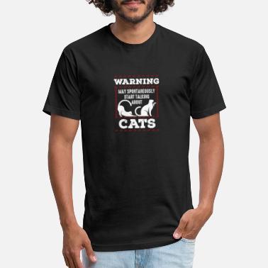 Warning Spontaneous Monologue About My Beagle Black Cotton T-Shirt Dog