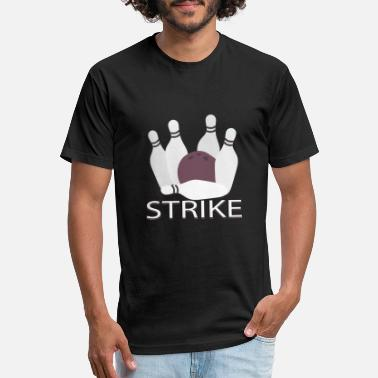 Strike Strike - Unisex Poly Cotton T-Shirt