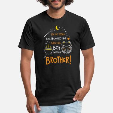Big Brother Halloween shirt - Unisex Poly Cotton T-Shirt