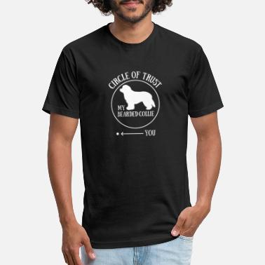 Bearded Collie Bearded Collie Dog Owner Cool Dog Lover Gift - Unisex Poly Cotton T-Shirt