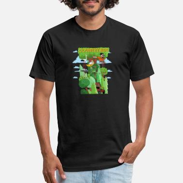 Countryside Countryside - Unisex Poly Cotton T-Shirt