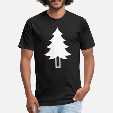 Conifer Conifer - Unisex Poly Cotton T-Shirt