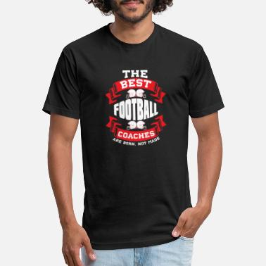 Best Football Coach Gift Idea T-Shirt - Unisex Poly Cotton T-Shirt