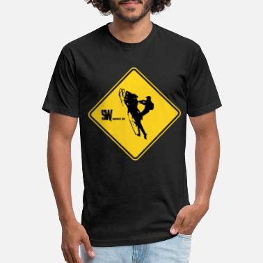 Yield Yield to the braaap - Unisex Poly Cotton T-Shirt