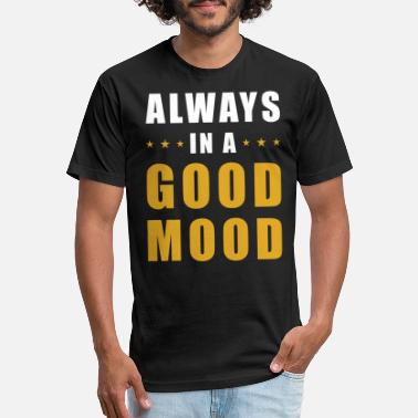 Good Mood Good Mood - Unisex Poly Cotton T-Shirt