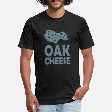 Oak OAK chesse - Unisex Poly Cotton T-Shirt