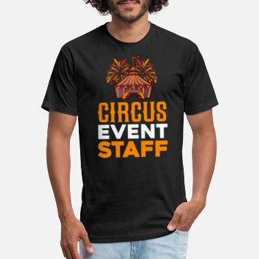 Staff V-Neck T-Shirt Event Staff Uniform Employee Party Security Tee