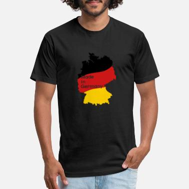 Made In Germany Made in Germany - Unisex Poly Cotton T-Shirt