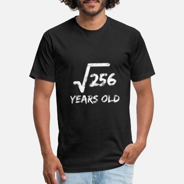 16 16 years old birthday present teenager gift - Unisex Poly Cotton T-Shirt