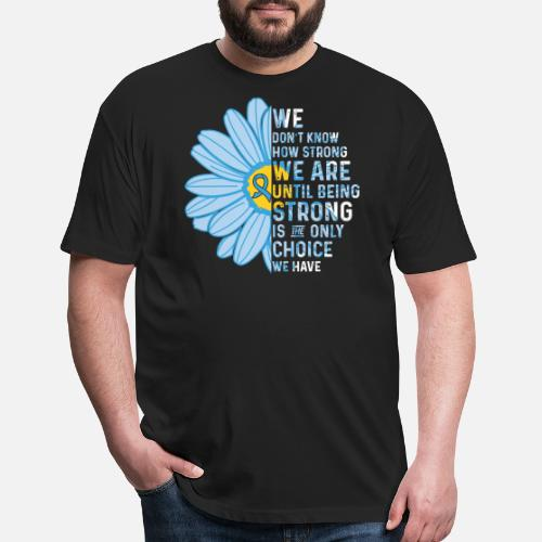 ae59e9114efeb Lymphedema Awareness Unisex Poly Cotton T-Shirt