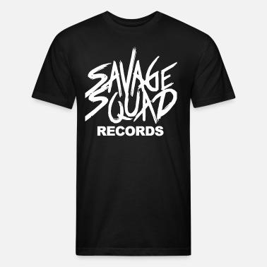 Savage Squad Recods Men s Premium Longsleeve Shirt  f0f0231bcd26
