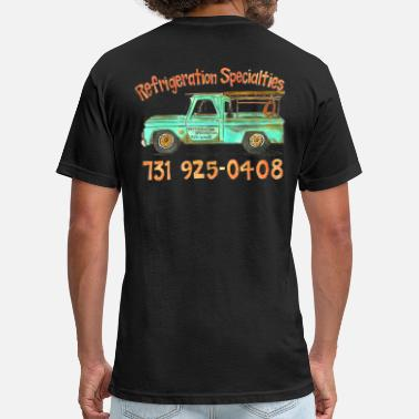 Specialty Refrigeration Specialties - Unisex Poly Cotton T-Shirt