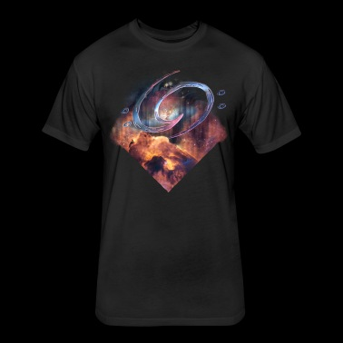 Kevin Chown Universe - Fitted Cotton/Poly T-Shirt by Next Level