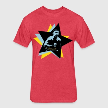 Gennady Golovkin SuperStar (GGG) - Fitted Cotton/Poly T-Shirt by Next Level