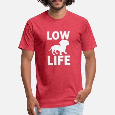 Low Life - Unisex Poly Cotton T-Shirt