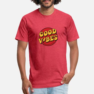 Good Vibes - Unisex Poly Cotton T-Shirt
