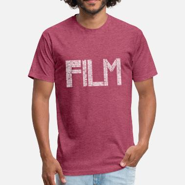 Film Editing FILM - Fitted Cotton/Poly T-Shirt by Next Level