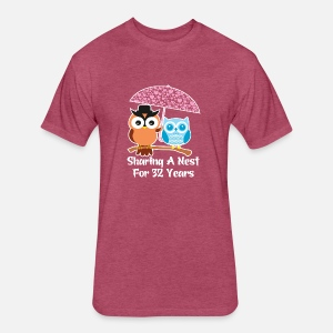 Uni Poly Cotton T Shirt