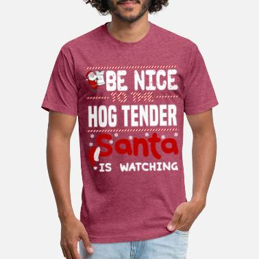 Hog Tender Clothing Hog Tender - Unisex Poly Cotton T-Shirt