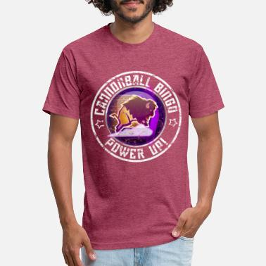 Calgary Stampede Vintage Stampede Power-Up Tee - Unisex Poly Cotton T-Shirt
