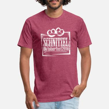 Funny Loud German Heritage Oktoberfest Beer T-shirt - Unisex Poly Cotton T-Shirt