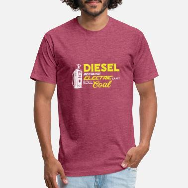 Petrol Electric Car Diesel Car Gasoline Gift - Unisex Poly Cotton T-Shirt