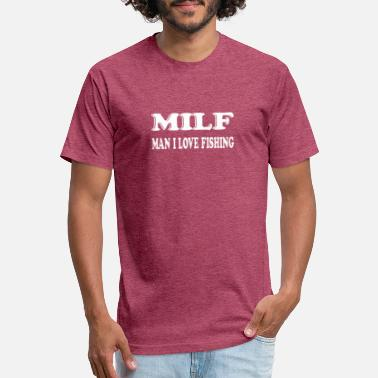 MILF - Unisex Poly Cotton T-Shirt